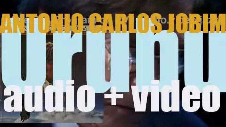 Antônio Carlos Jobim records his tenth album : 'Urubu' for Warner Bros. (1975)