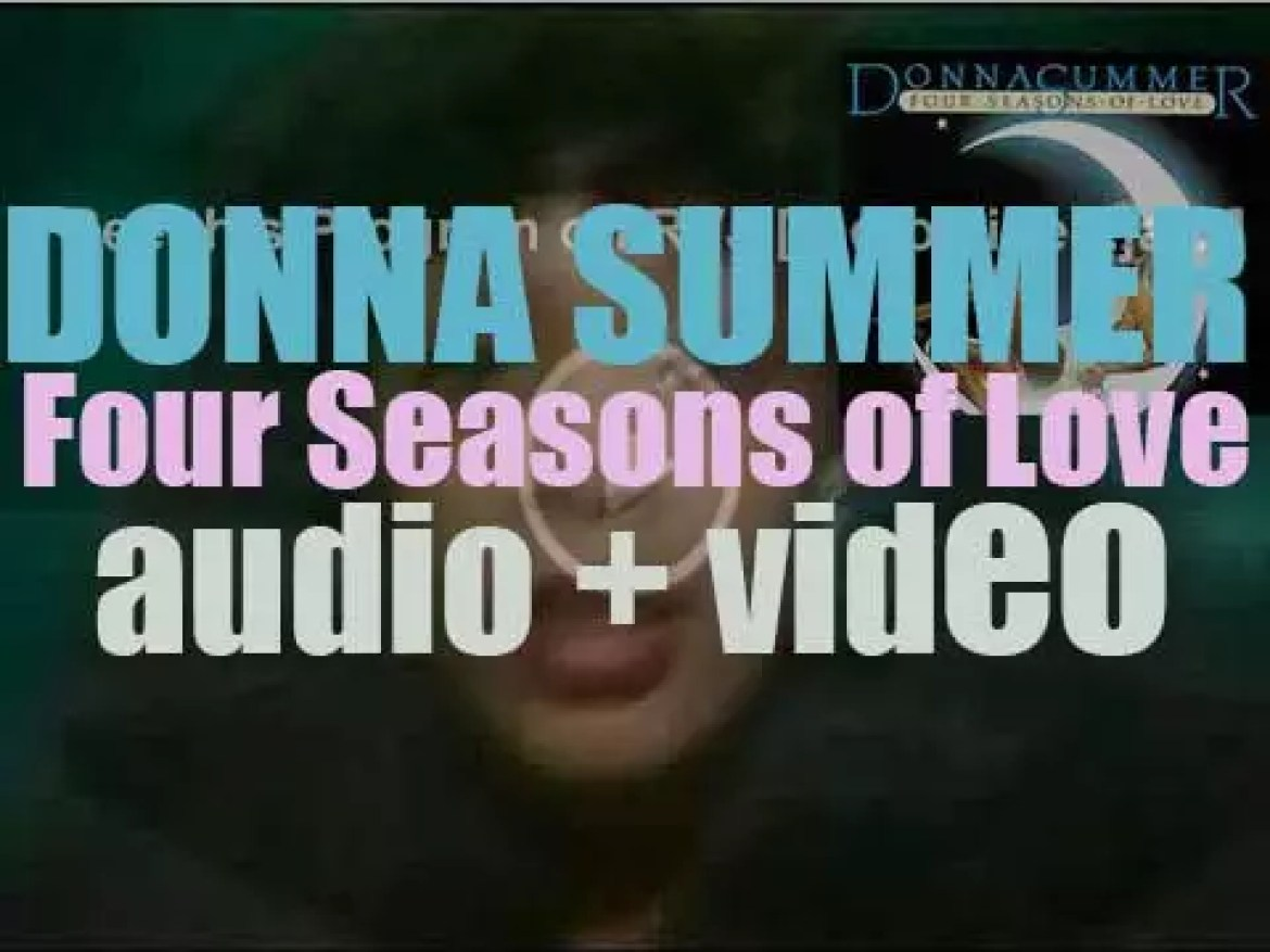 Donna Summer releases her fourth album : 'Four Seasons of Love' (1976)