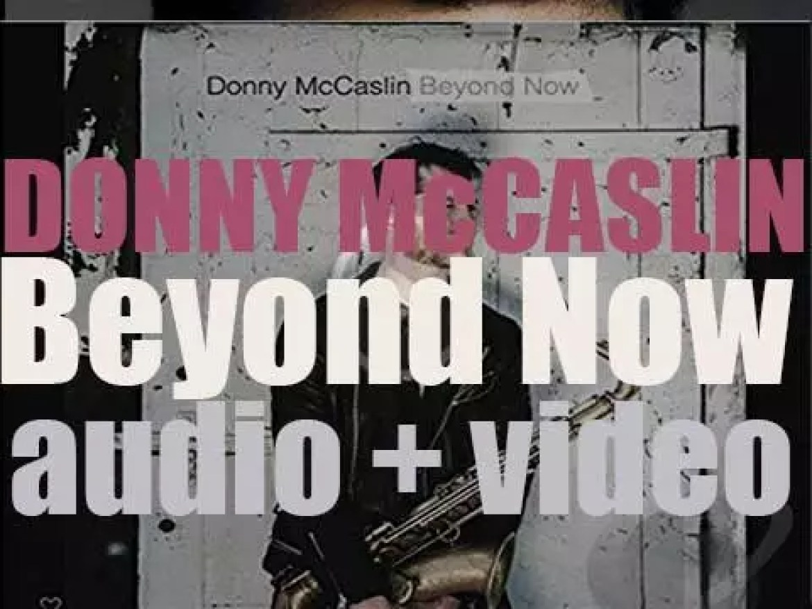 Donny McCaslin's 'Beyond Now'