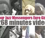 Four Jazz Messengers Euro Gigs