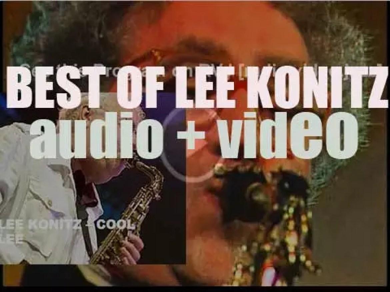 We Remember Lee Konitz. 'Cool Lee'