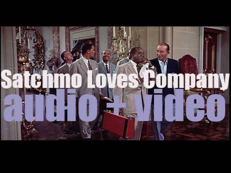 Satchmo Loves Company
