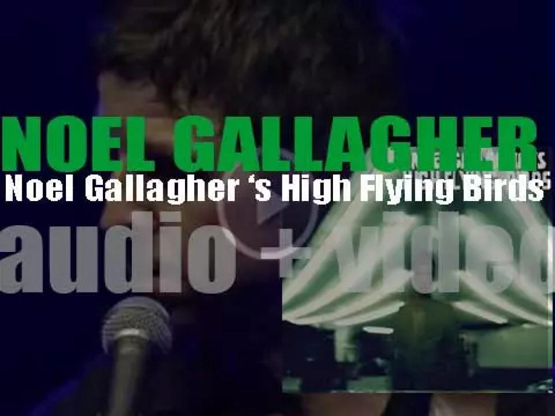 Noel Gallagher releases his debut album : 'Noel Gallagher's High Flying Birds' (2011)