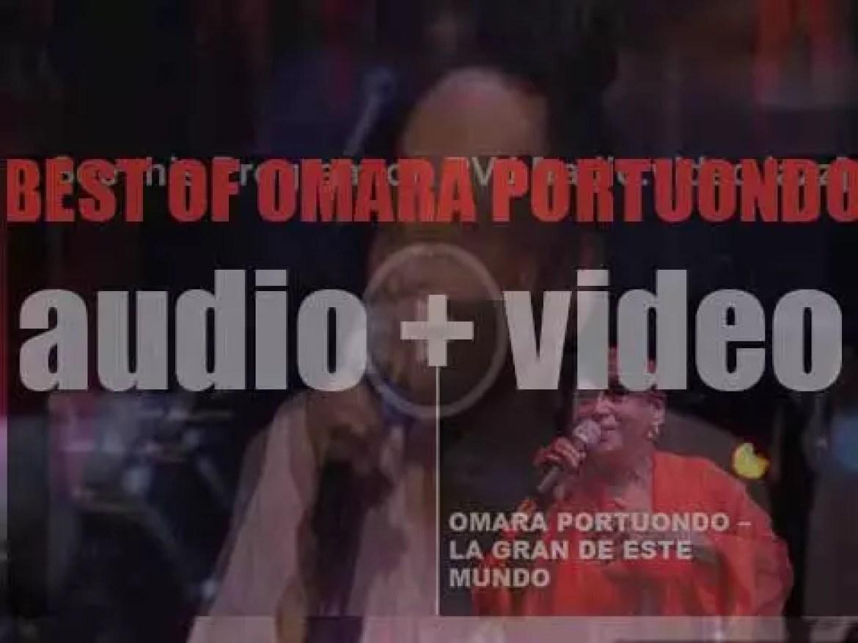 Feliz Cumpleaños Omara Portuondo. 'La Gran De Este Mundo'