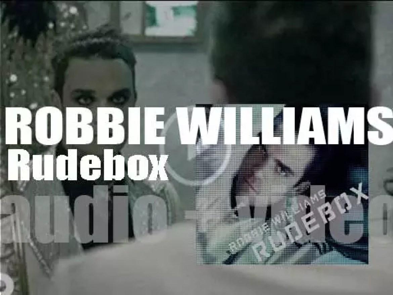 Chrysalis publish Robbie Williams' seventh studio album : 'Rudebox' (2006)
