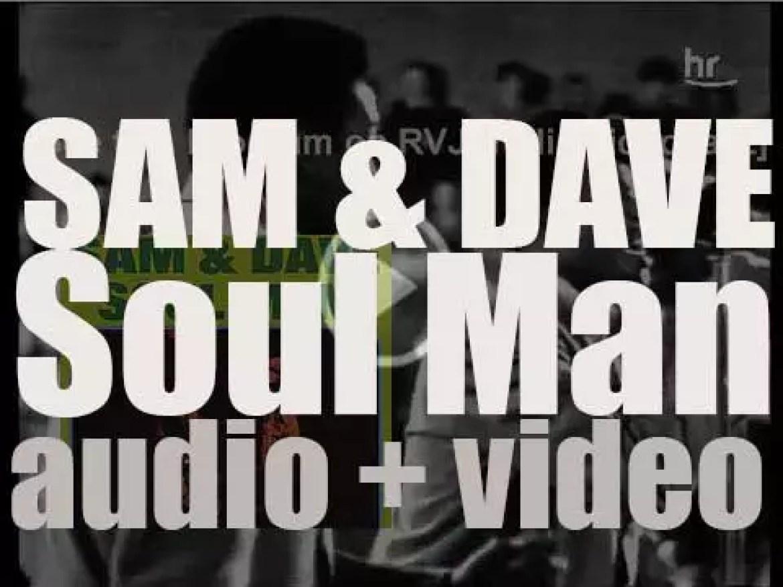 Stax publish Sam & Dave's third  album 'Soul Men' featuring 'Soul Man' (1967)