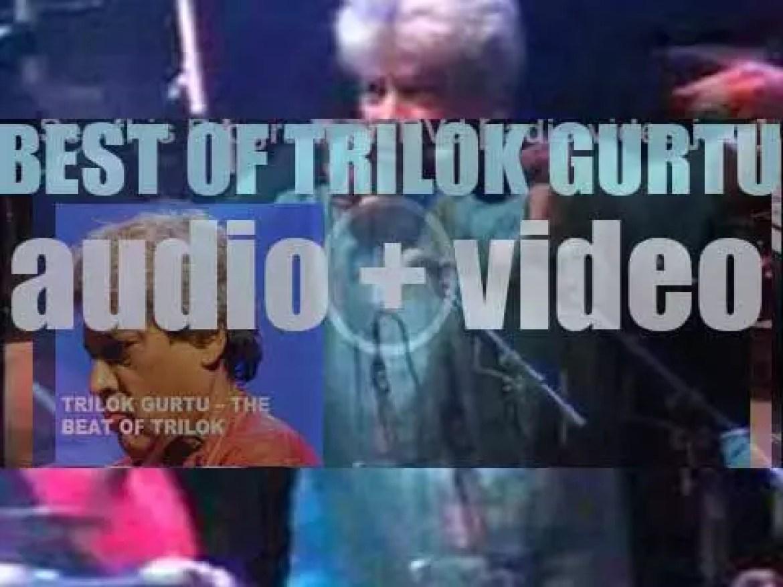 Happy Birthday Trilok Gurtu. 'The Beat Of Trilok'