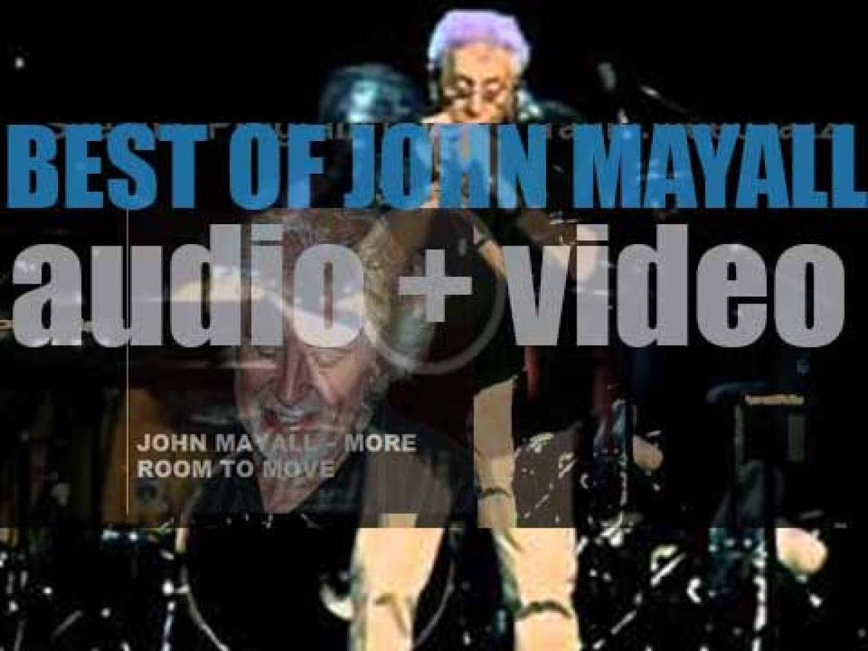 Happy Birthday John Mayall. 'More Room To Move'
