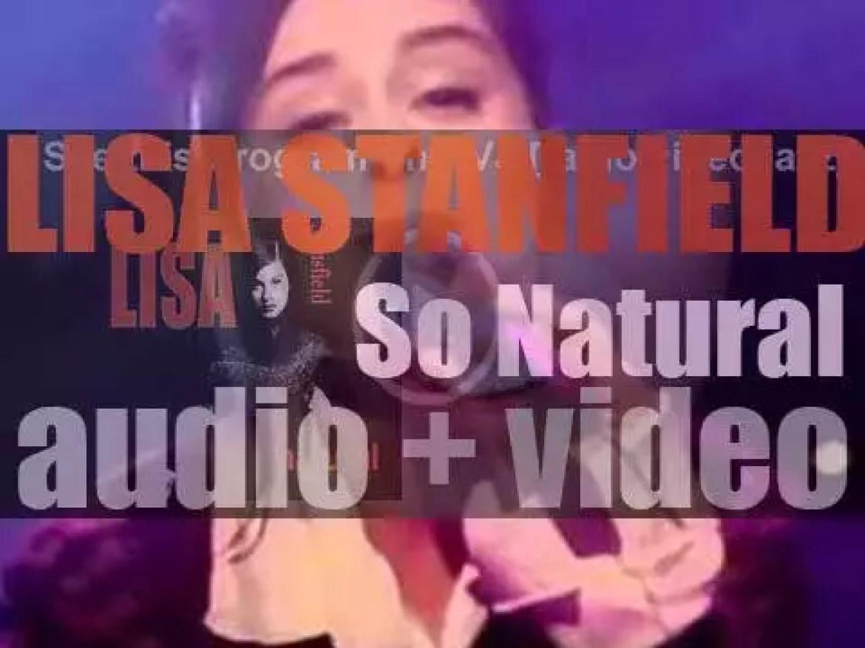Arista publish Lisa Stansfield's third album : 'So Natural' (1993)