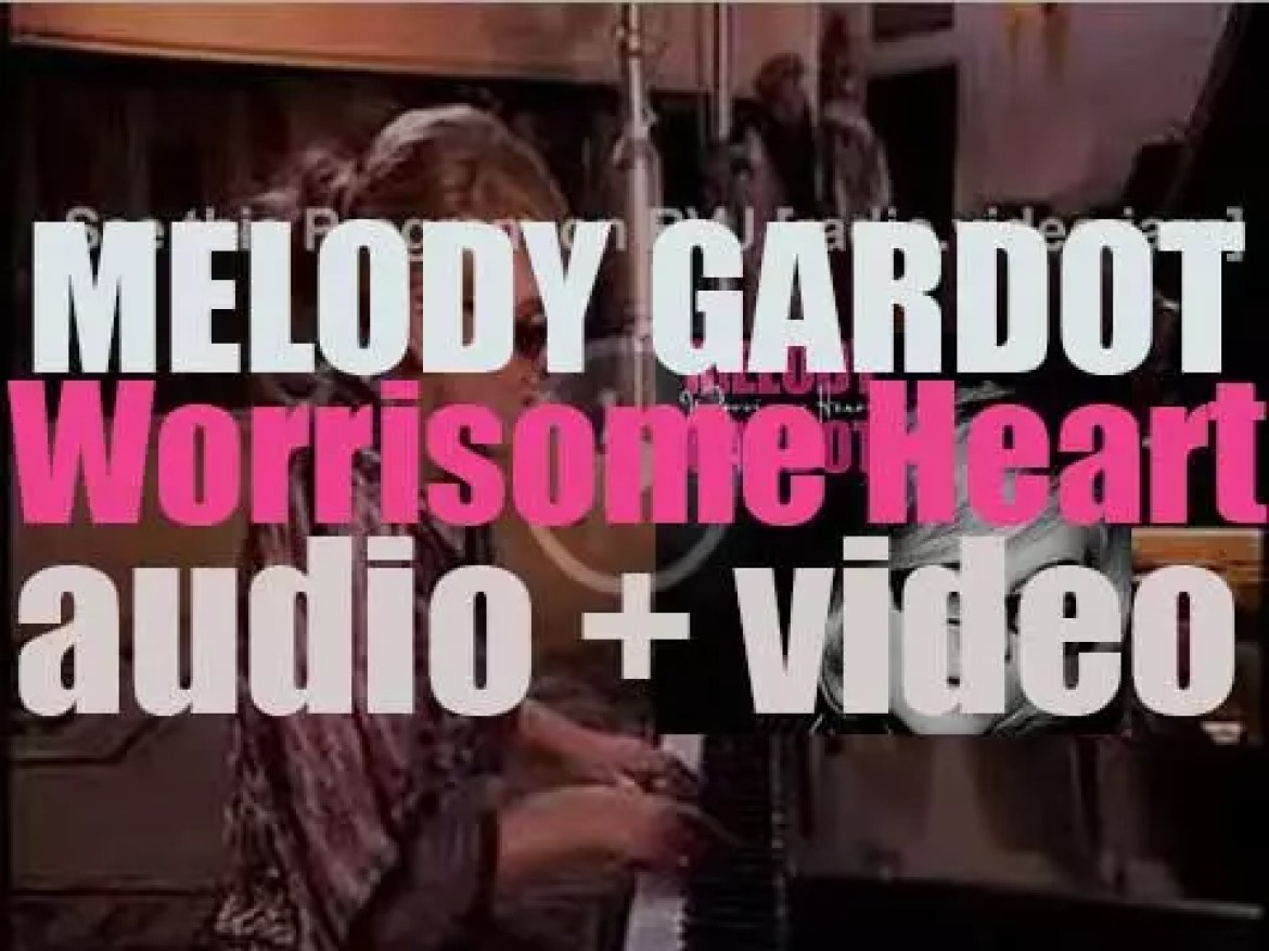 Melody Gardot begins the recording of her debut album : 'Worrisome Heart' (2005)