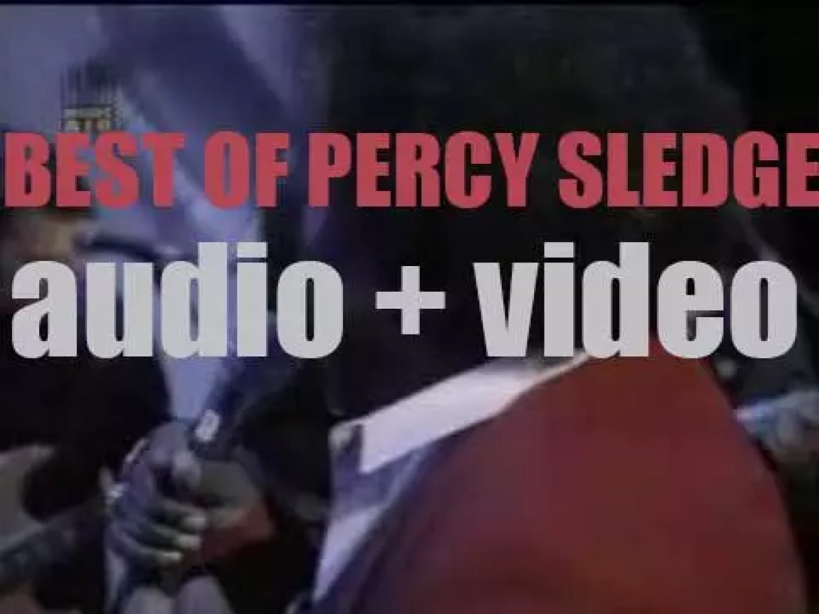 We remember Percy Sledge. 'Percy Beaucoup!'