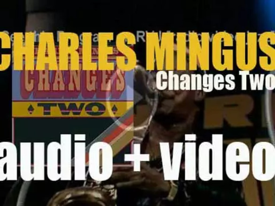 Charles Mingus records  'Changes Two,' an album for Atlantic Records (1974)