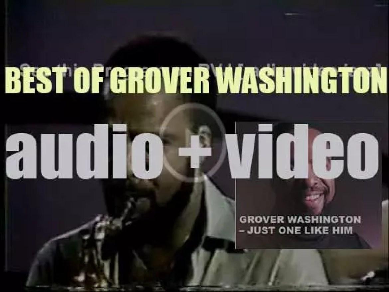 We remember Grover Washington Jr. 'Just One Like Him'