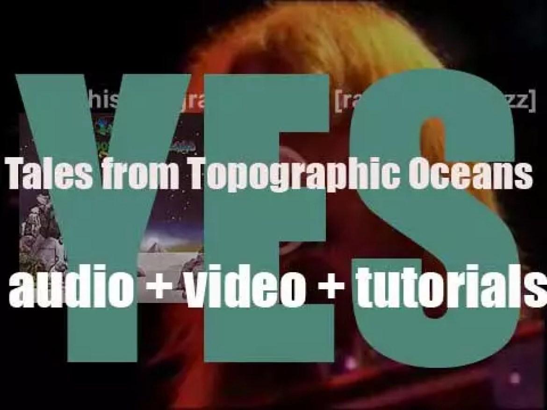 Atlantic publish Yes' sixth  studio album : 'Tales from Topographic Oceans' (1973)