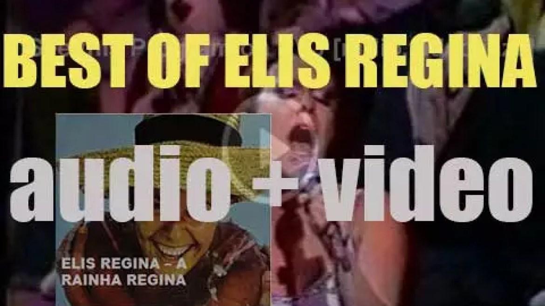 We remember Elis Regina. 'A Rainha Regina'