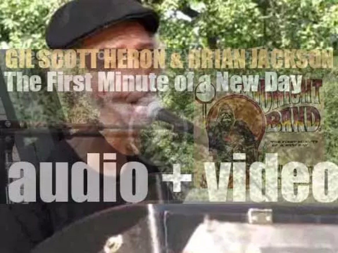 Arista Records publish 'The First Minute of a New Day,' a collaboration album by Gil Scott-Heron and Brian Jackson (1975)