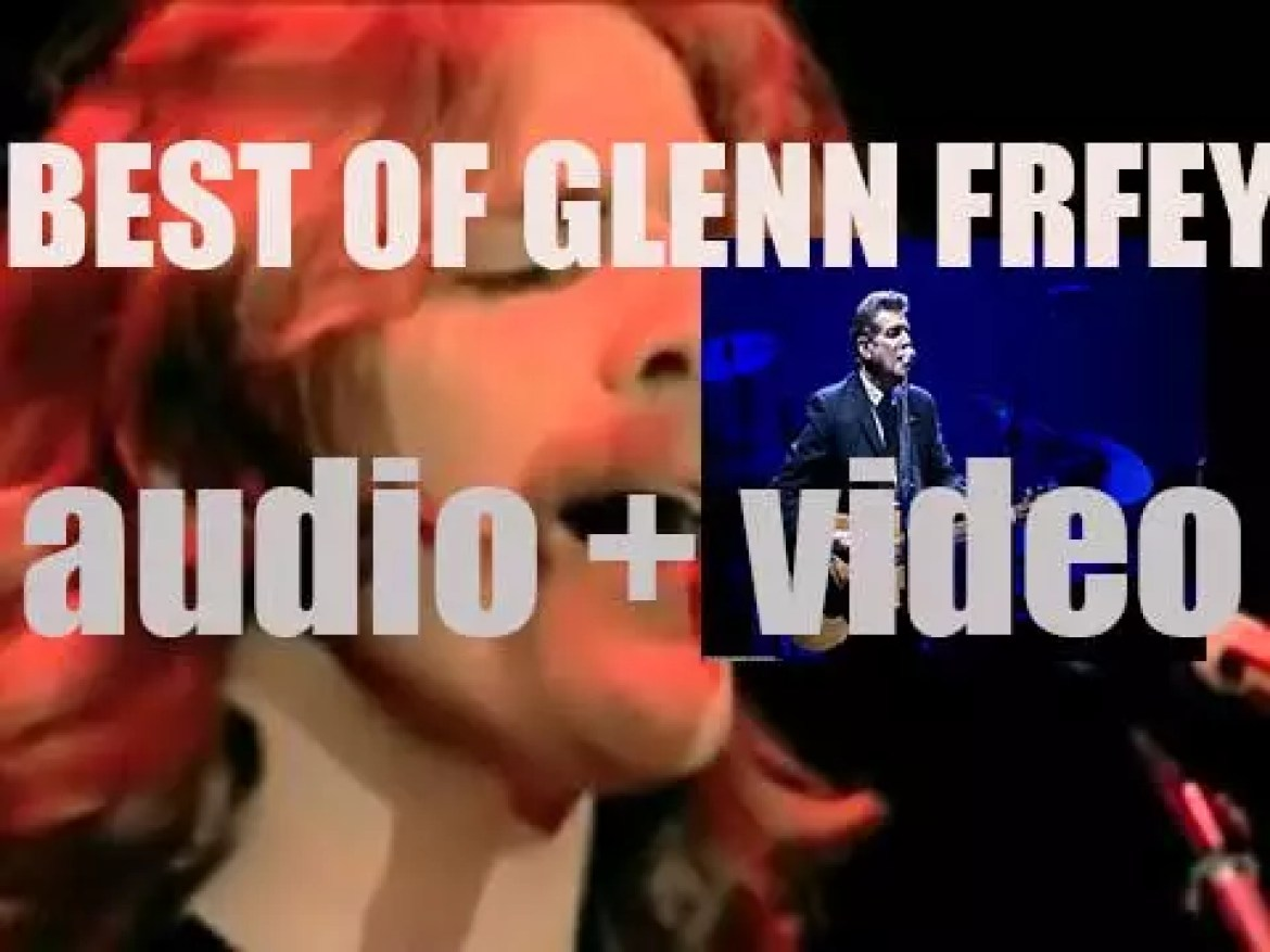 We remember Glenn Frey. 'But You Can Never Leave!'