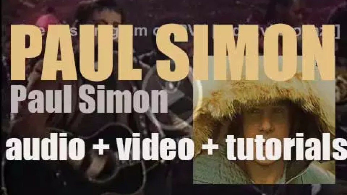 Columbia publish 'Paul Simon,' his eponymous second solo album featuring 'Mother and Child Reunion,' 'Me and Julio Down by the Schoolyard' and 'Duncan' (1972)