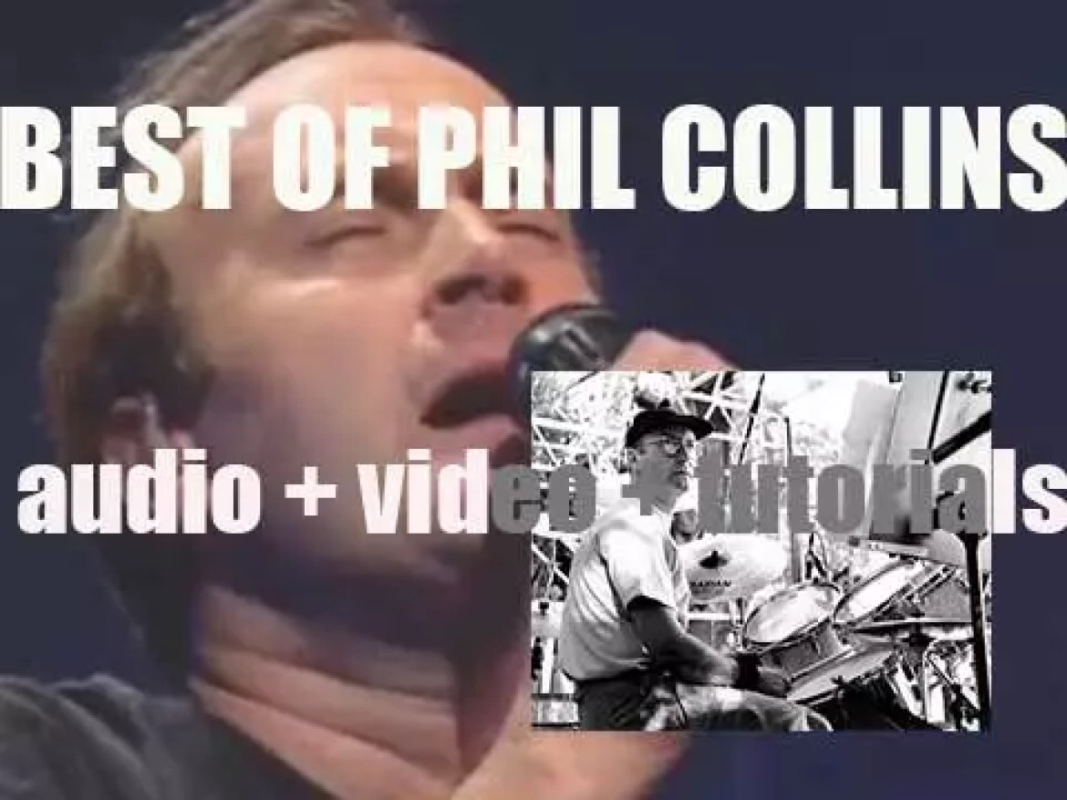 Happy Birthday Phil Collins. 'On The Air Today'