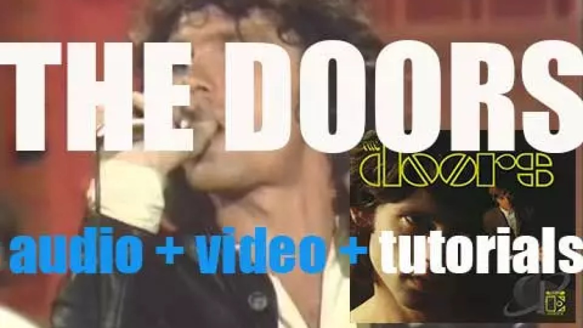 Elektra publish 'The Doors,' their eponymous debut album featuring 'Light My Fire', 'Alabama Song' and 'The End' (1967)