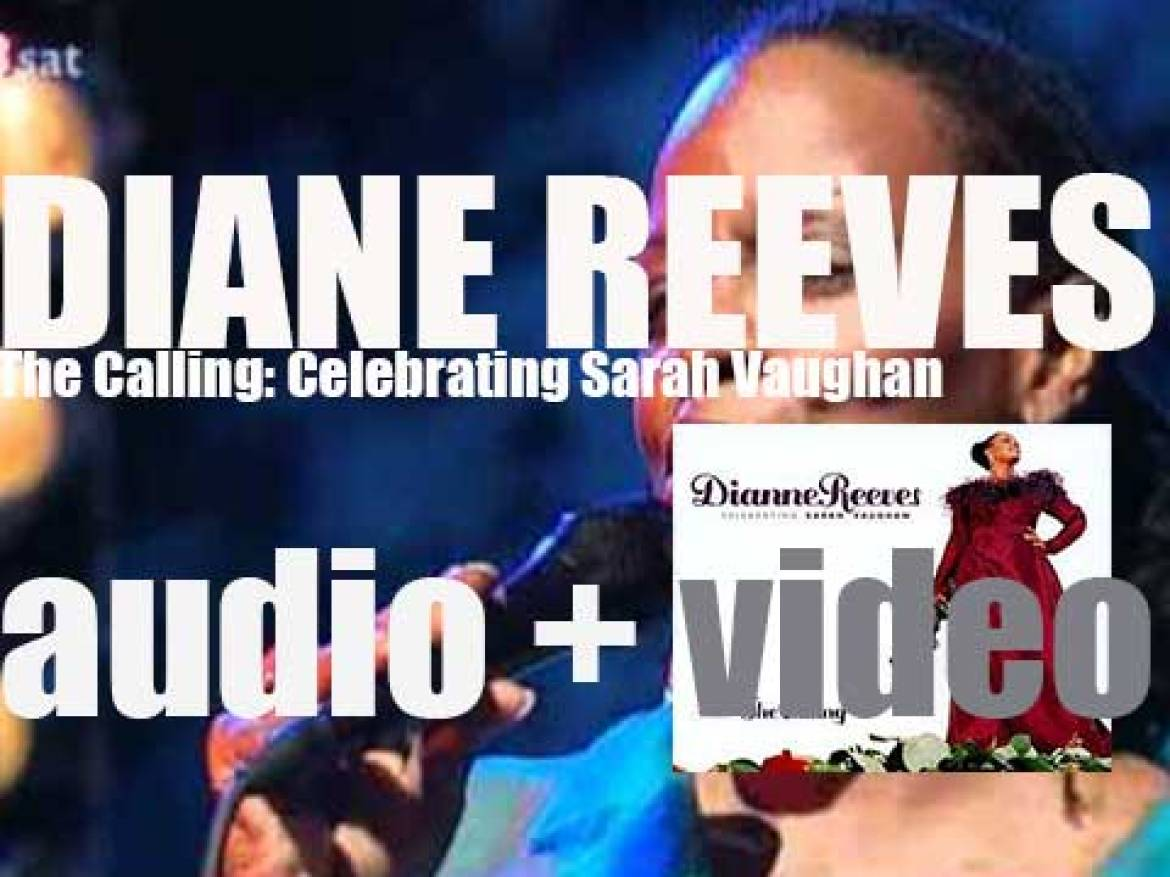 Dianne Reeves releases 'The Calling: Celebrating Sarah Vaughan' produced by George Duke (2001)