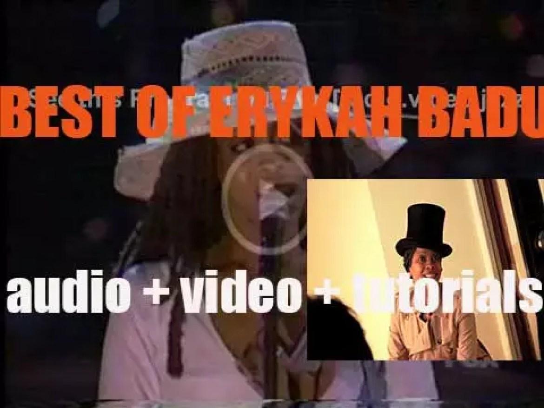 Happy Birthday Erykah Badu. 'Erykah The Beautiful'