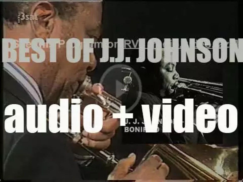 We Remember J. J. Johnson. 'Bonified'