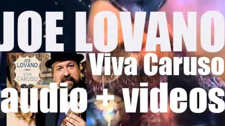 Joe Lovano releases 'Viva Caruso,' an album inspired by the Italian tenor, Enrico Caruso (2002)