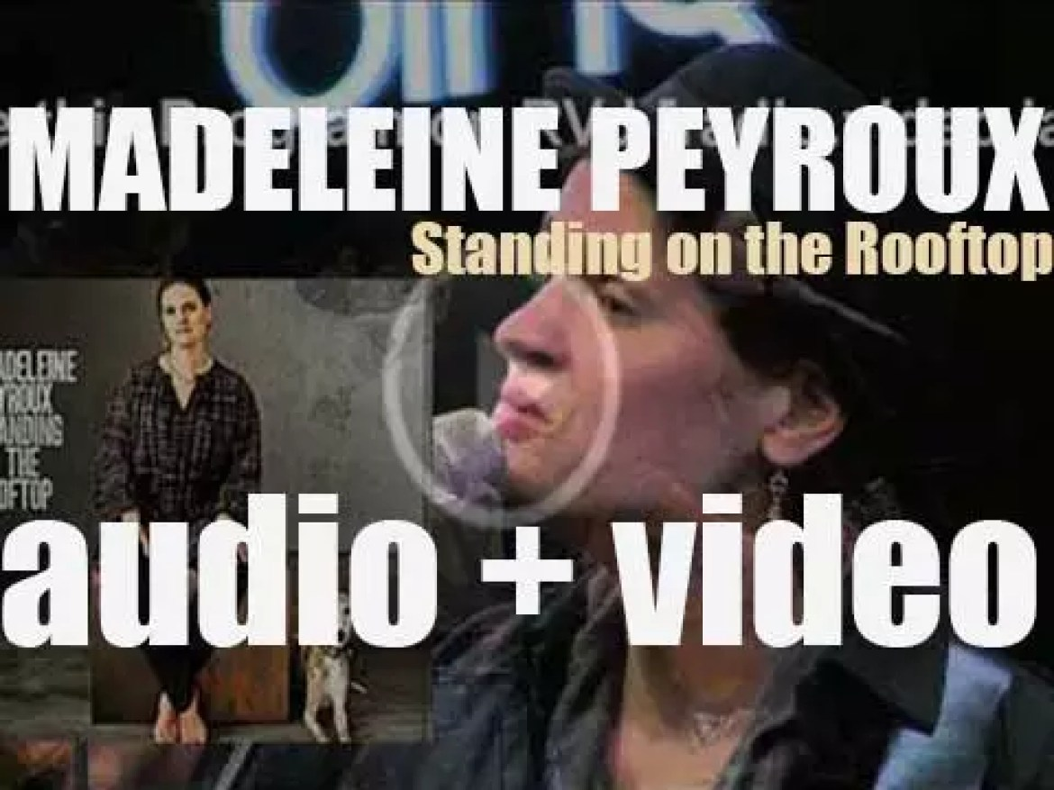 Madeleine Peyroux records her sixth album : 'Standing on the Rooftop' for Decca (2011)