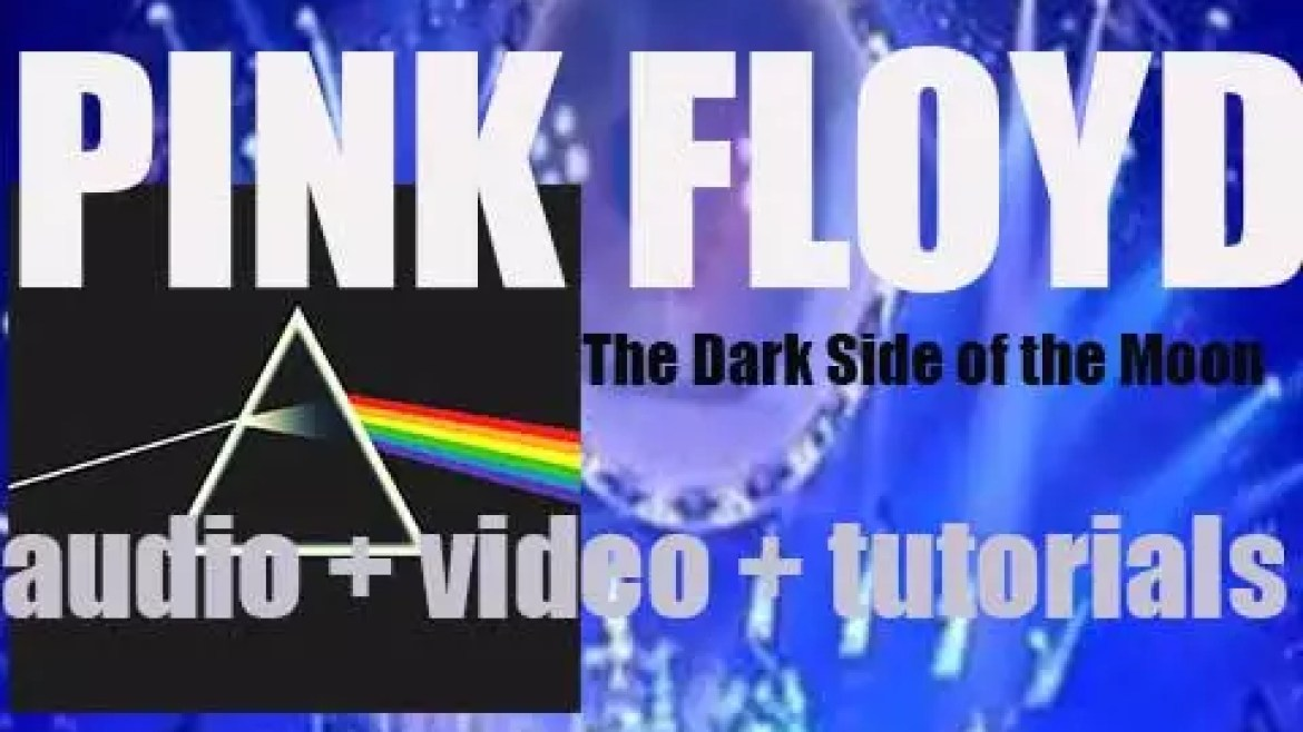 Pink Floyd release 'The Dark Side of the Moon' featuring 'Money' (1973)