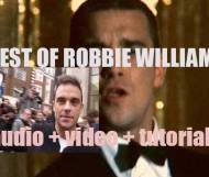 Robbie Williams - Sing That