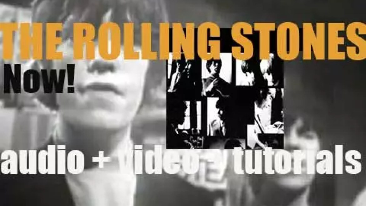 The Rolling Stones release their third American album : 'Now!' featuring 'Heart of Stone' and 'Little Red Rooster' (1965)
