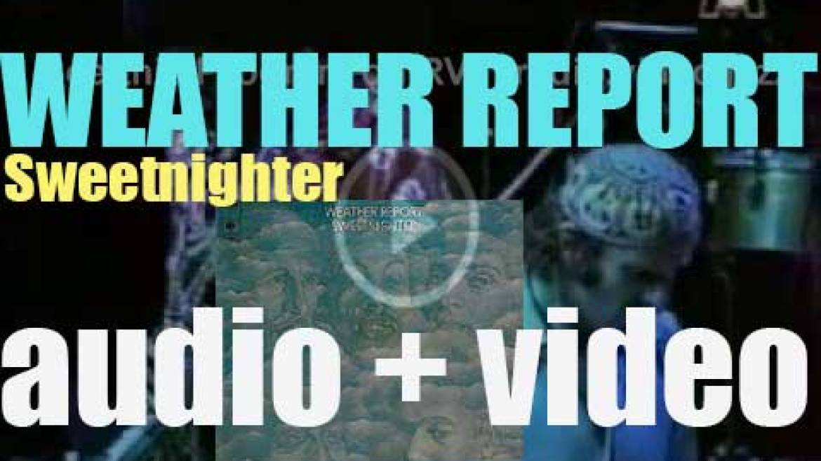 Weather Report record their fourth album : 'Sweetnighter' for Columbia (1973)