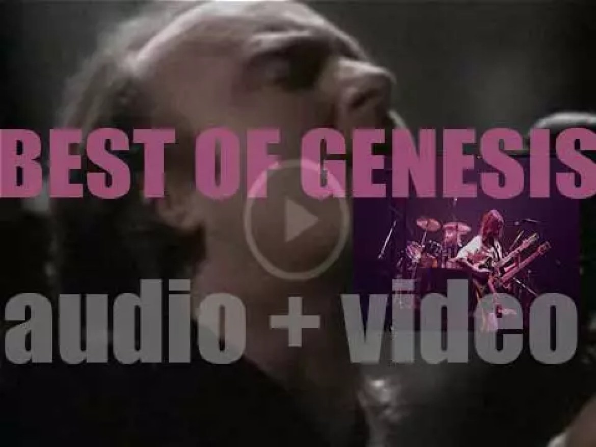 Happy Birthday Tony Banks. Excellent day for a 'Genesis At Their Bests' post