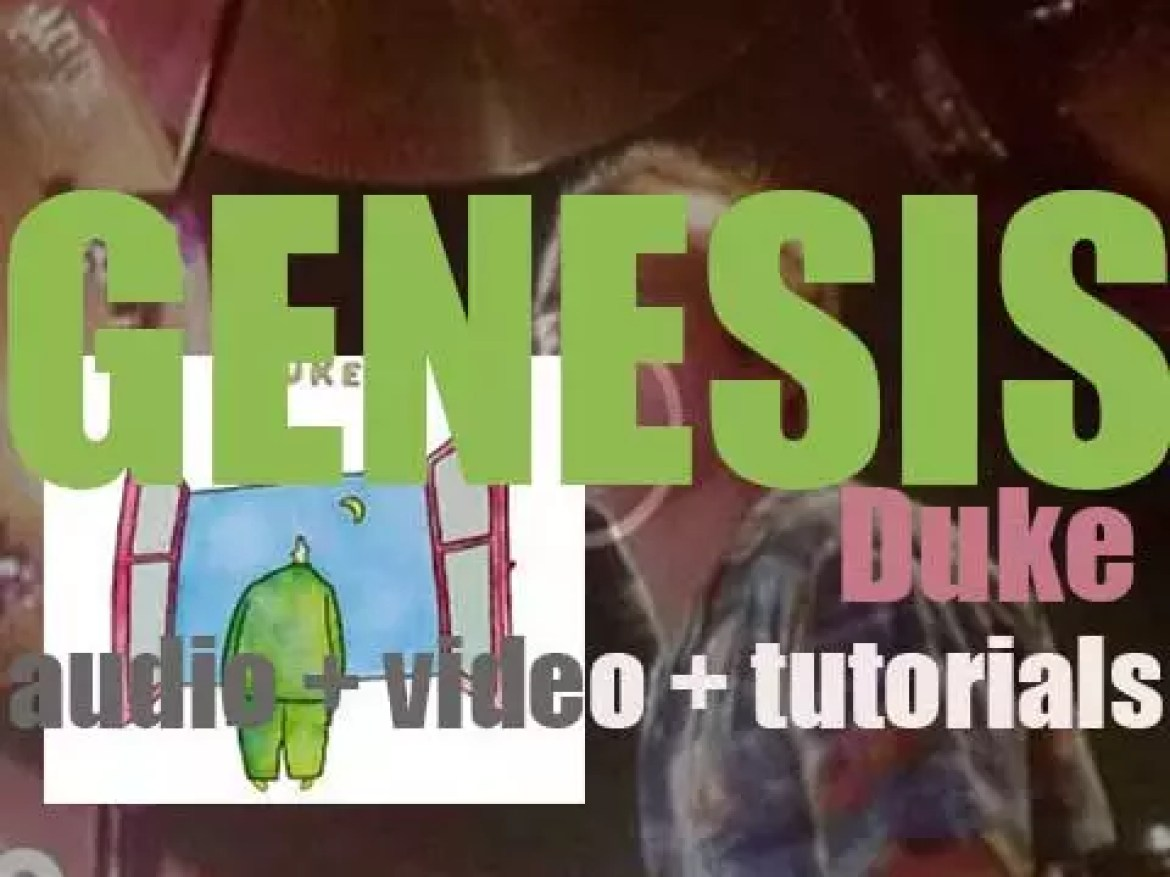 Genesis (Tony Banks, Mike Rutherford, Phil Collins) release 'Duke' featuring 'Turn It On Again' (1980)
