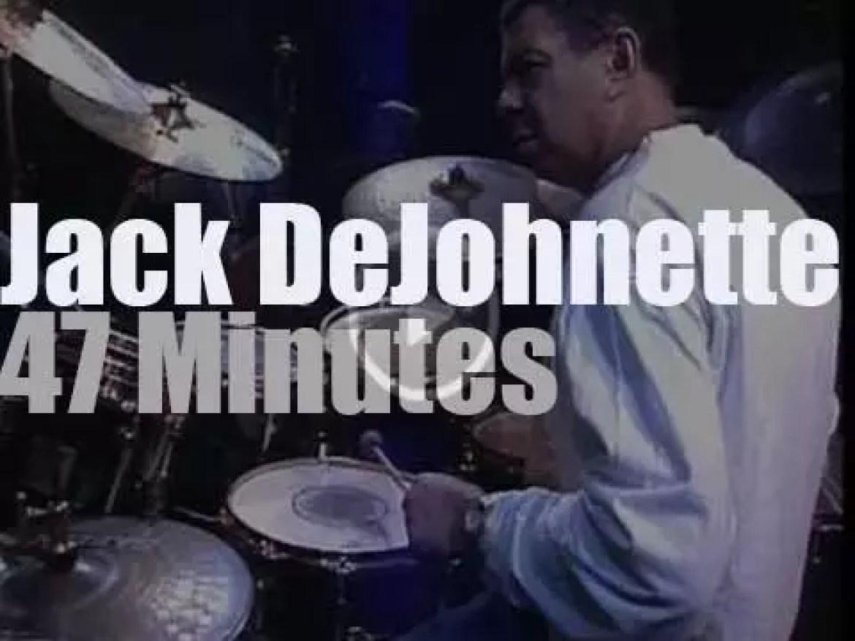 Jack DeJohnette & Special Edition at  Jazzwoche Burghausen (1993)
