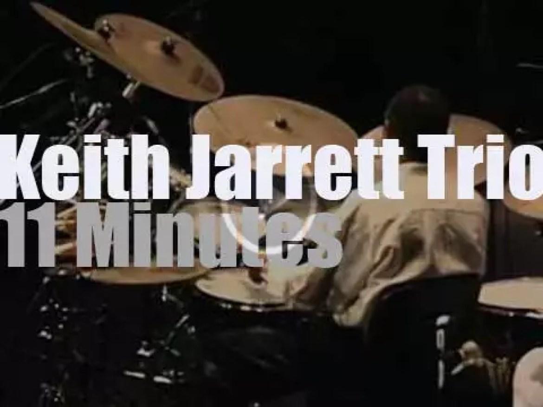 The Keith Jarrett Trio plays Tokyo (1996)
