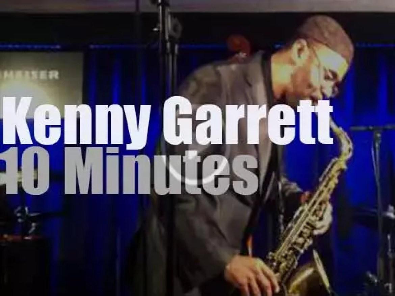 Kenny Garrett Quintet at Jazz Club Hannover (2013)
