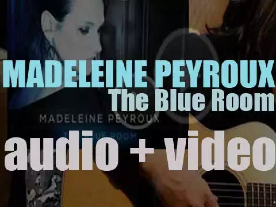 Madeleine Peyroux releases 'The Blue Room,' her sixth album (2013)