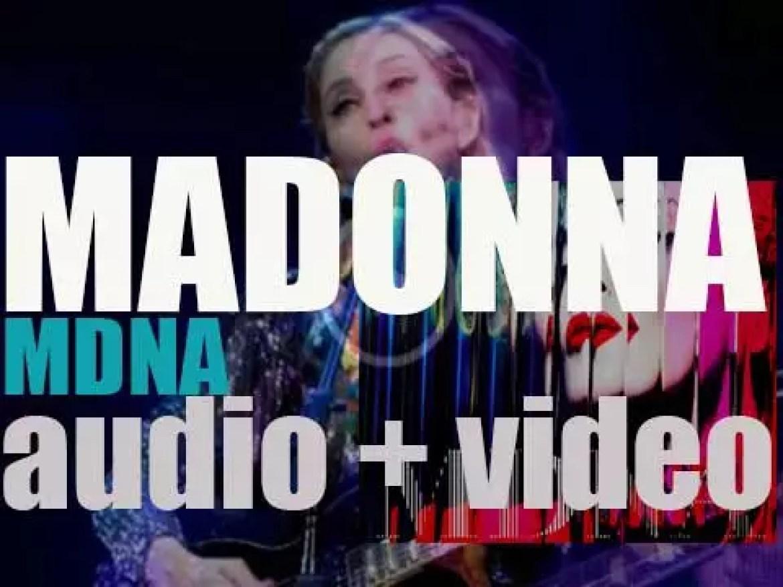 Interscope release 'MDNA,' Madonna's twelfth album (2012)