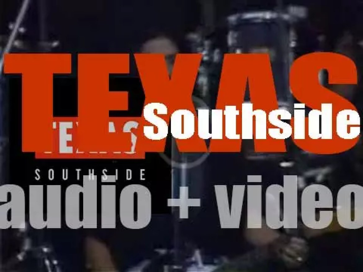 Texas release their first album 'Southside' on Mercury (1989)