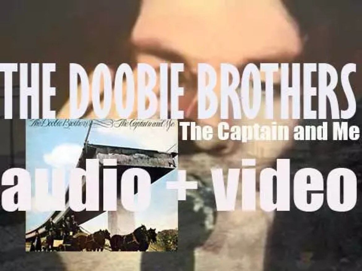 The Doobie Brothers release their third album : 'The Captain and Me' featuring 'Long Train Runnin' (1973)