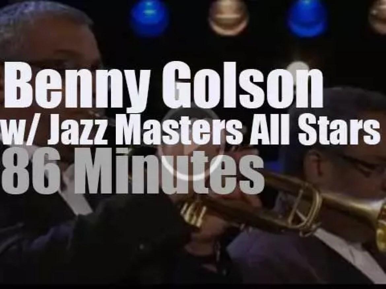 Jazz Masters All Stars are at Jazzwoche Burghausen (2013)