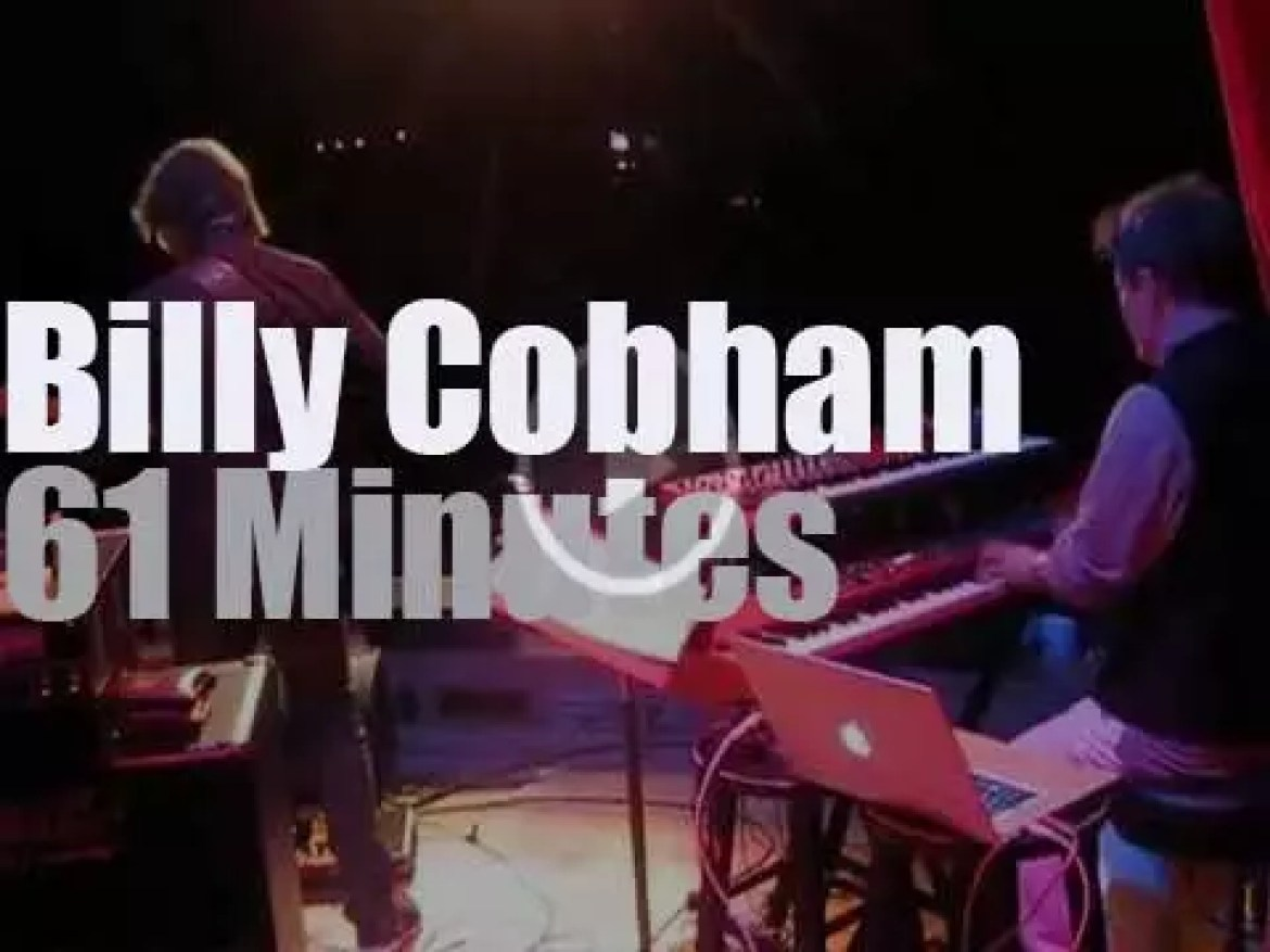 Billy Cobham & Spectrum 40 are at Yoshi's (2015)