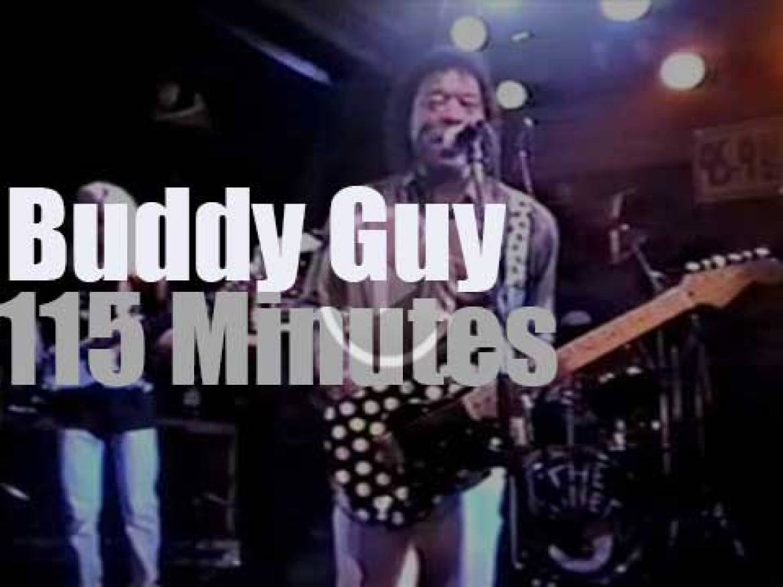 Buddy Guy is in California (1995)