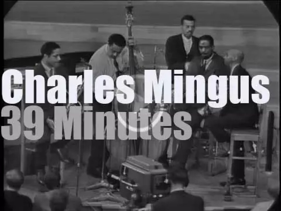 Charles Mingus Sextet plays in Oslo, (1964)