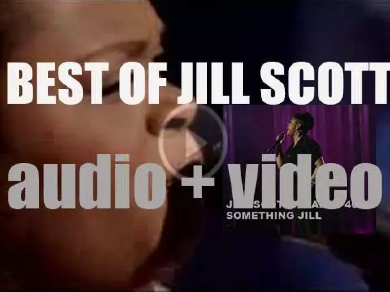Happy Birthday Jill Scott. 'Happy 40 something Jill'
