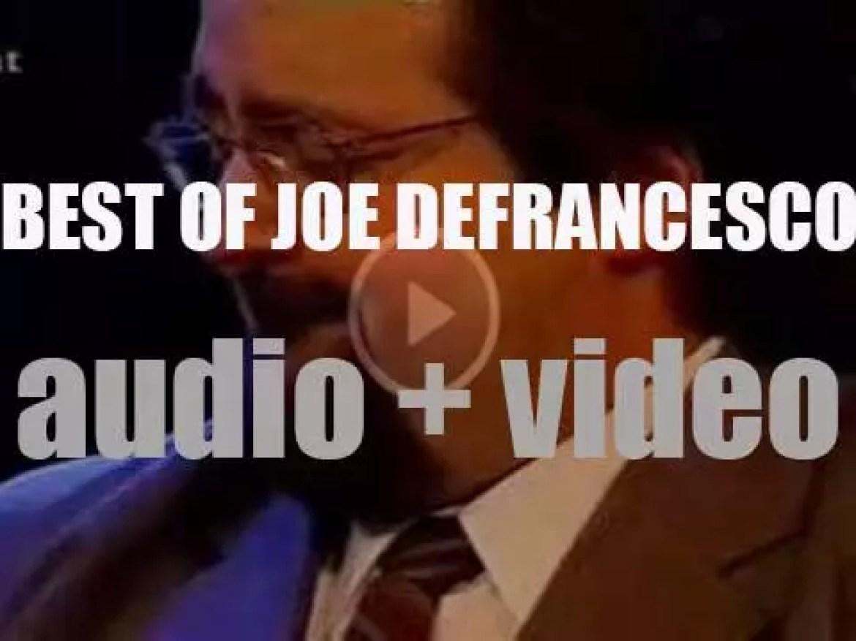 Happy Birthday Joey DeFrancesco. 'Organ Honor'