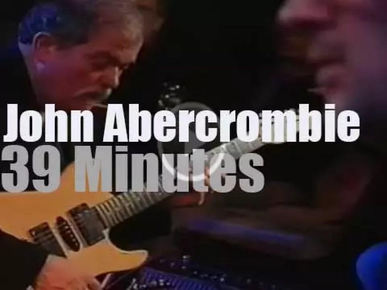 John Abercrombie Quartet plays in Cologne (1999)