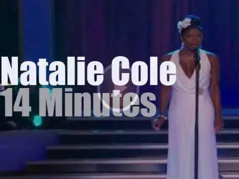 Natalie Cole, Patti Austin, they celebrate Ella (2007)